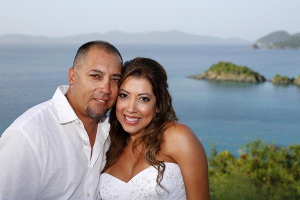Wedding Pre-Trunk Bay