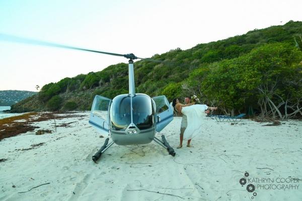 chopper wedding